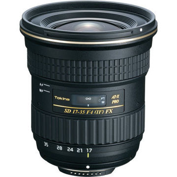 buy Tokina 17-35mm f/4 Pro FX Lens for Nikon in India imastudent.com