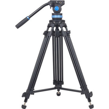 buy Sirui SH15 Aluminum Video Tripod with Fluid Head in India imastudent.com