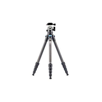buy Sirui AM-225 Carbon Fiber Travel Tripod with B-00K Ball Head imastudent.com