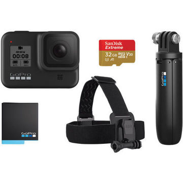 Buy GoPro Hero 8 Holiday Bundle 2020 Online in India