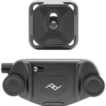 Peak Design Capture Camera Clip v3 (Black) price in india features reviews specs