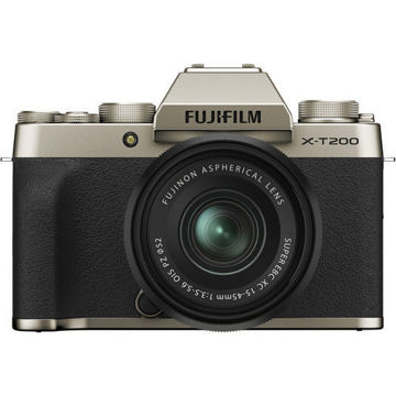 buy FUJIFILM X-T200 Mirrorless Digital Camera with 15-45mm Lens in India imastudent.com