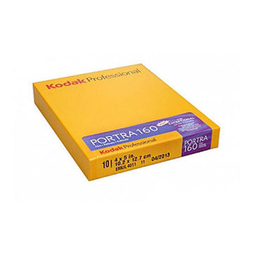 "buy Kodak 4 x 5"" Portra 160 Color Film (10 Sheets) in India imastudent.com"