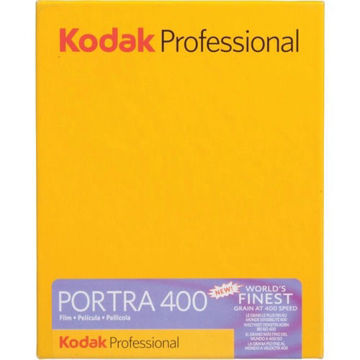 "buy Kodak 4 x 5"" Portra 400 Color Film (10 Sheets) in India imastudent.com"