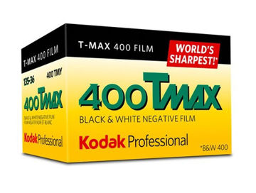 buy Kodak Professional T-Max 400 Black and White Negative Film (35mm Roll Film, 36 Exposures) in India imastudent.com