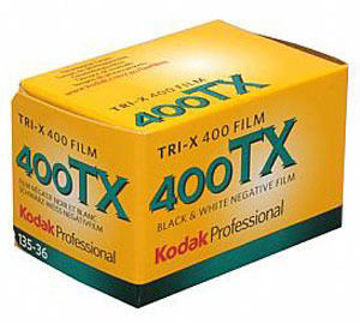 buy Kodak Professional Tri-X 400 Black and White Negative Film (35mm Roll Film, 36 Exposures) in India imastudent.com