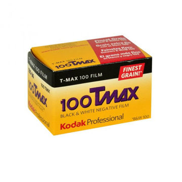 buy Kodak Professional T-Max 100 Black and White Negative Film (35mm Roll Film, 36 Exposures) in India imastudent.com