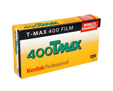 buy Kodak Professional T-Max 400 Black and White Negative Film (120 Roll Film, 5-Pack) in India imastudent.com