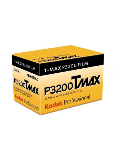 Kodak Professional T-Max P3200 Black and White Negative Film (35mm Roll Film, 36 Exposures) price in india features reviews specs