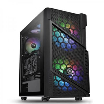 Thermaltake Commander C31 TG ARGB (Black) - CA-1N2-00M1WN-00 price in india features reviews specs