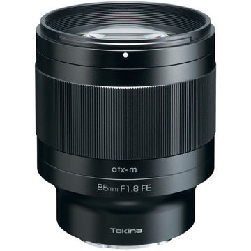 Tokina atx-m 85mm f/1.8 FE Lens for Sony E price in india features reviews specs