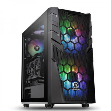 Thermaltake Commander C32 TG ARGB (Black) - CA-1N3-00M1WN-00 price in india features reviews specs