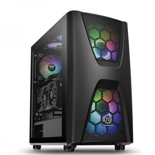 Thermaltake Commander C34 TG ARGB (Black) -  CA-1N5-00M1WN-00 price in india features reviews specs