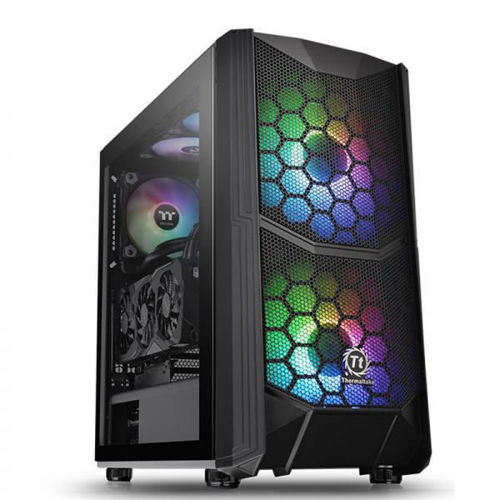 Thermaltake Commander C35 TG ARGB (Black) - CA-1N6-00M1WN-00 price in india features reviews specs