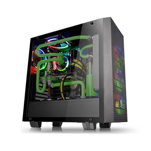 Thermaltake CORE G21 Tempered Glass - CA-1I4-00M1WN-00 price in india features reviews specs
