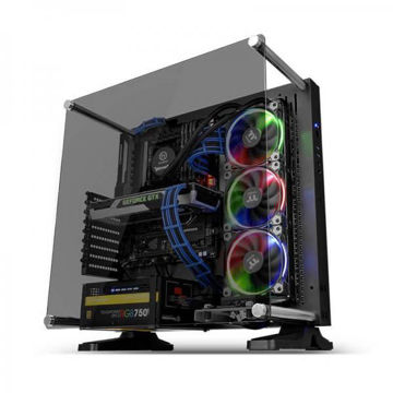 Thermaltake CORE P3 Tempered Glass - CA-1G4-00M1WN-06 price in india features reviews specs