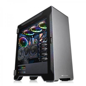 Thermaltake A500 Aluminum (Space Gray) - CA-1L3-00M9WN-00 price in india features reviews specs