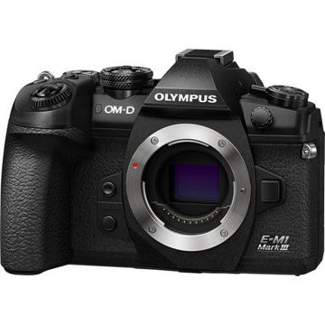 buy Olympus OM-D E-M1 Mark III Mirrorless Digital Camera (Body Only) in India imastudent.com