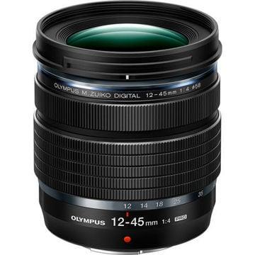 buy Olympus M.Zuiko Digital ED 12-45mm f/4 PRO Lens in India imastudent.com