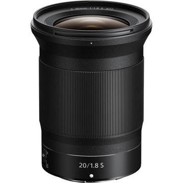 buy Nikon NIKKOR Z 20mm f/1.8 S Lens in India imastudent.com