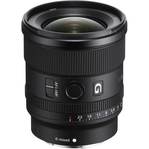 buy Sony FE 20mm f/1.8 G Lens imastudent.com