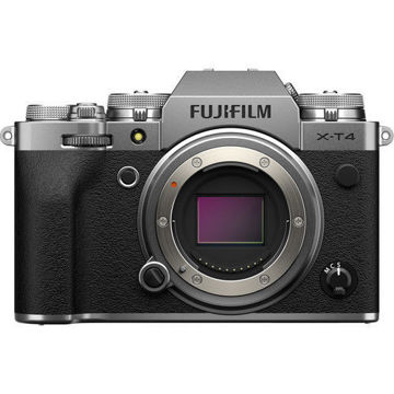 buy FUJIFILM X-T4 Mirrorless Digital Camera (Body Only) imastudent.com