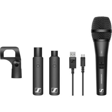 buy Sennheiser XSW-D VOCAL SET Digital Wireless Plug-On Microphone System with Handheld Mic (2.4 GHz) in India imastudent.com