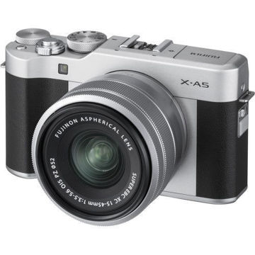 buy FUJIFILM X-A5 Mirrorless Digital Camera with 15-45mm Lens (Brown) in India imastudent.com