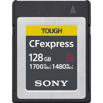 buy Sony 128GB CFexpress Type B TOUGH Memory Card in India imastudent.com