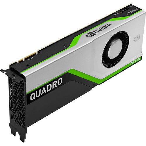 PNY Technologies Quadro RTX 5000 Graphic Card price in india features reviews specs