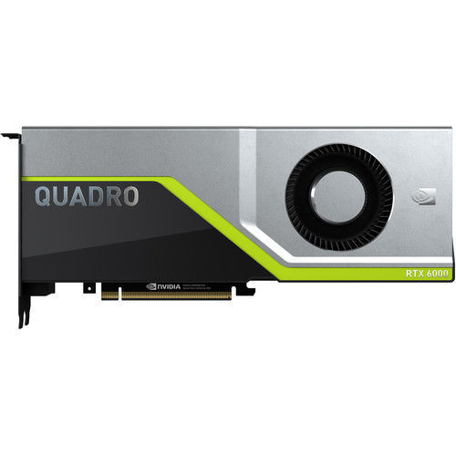PNY Technologies Quadro RTX 6000 Graphics Card price in india features reviews specs
