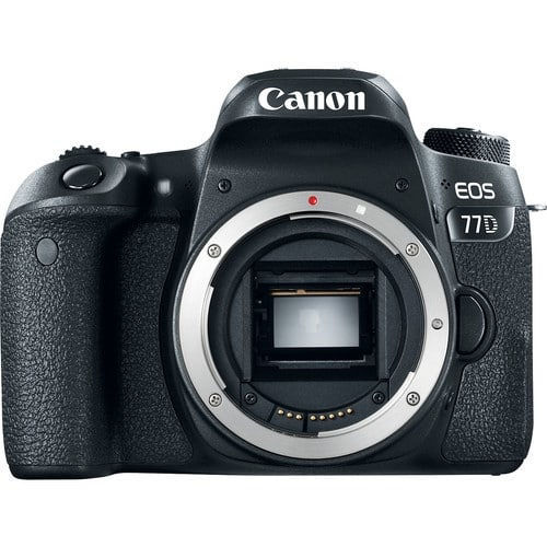 buy Canon EOS 77D DSLR Camera (Body Only) in india imastudent.com