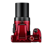 buy Nikon COOLPIX B600 Digital Camera (Red) in India imastudent.com