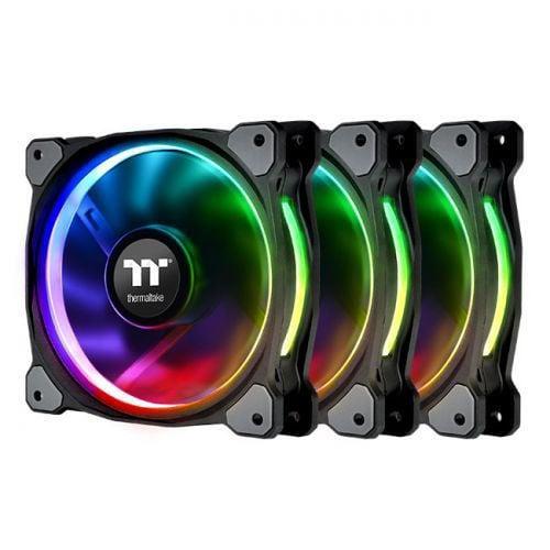 Thermaltake Riing Plus 12 RGB Radiator Fan TT Premium Edition (3 Fan Pack) price in india features reviews specs