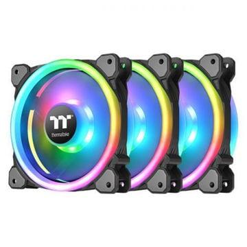 Thermaltake Riing Trio 12 RGB Radiator Fan TT Premium Edition (3-Fan Pack) price in india features reviews specs