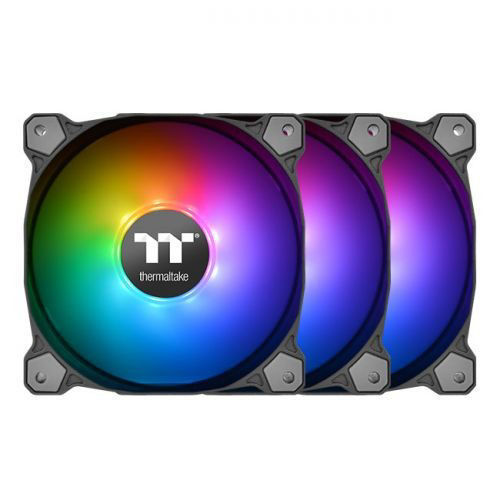 Thermaltake Pure 14 ARGB Sync Radiator Fan TT Premium Edition (3-Fan Pack) price in india features reviews specs