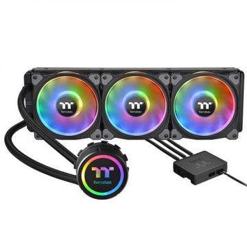 Thermaltake Floe DX RGB 360 TT Premium Edition Cooler price in india features reviews specs