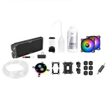 Thermaltake Pacific C240 DDC Soft Tube Water Cooling Kit price in india features reviews specs