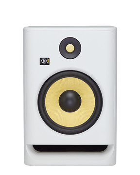 "KRK ROKIT 5 G4 5"" 2-Way Active Studio Monitor (White) price in india features reviews specs"