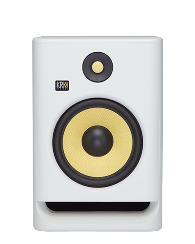 """KRK ROKIT 5 G4 5"""" 2-Way Active Studio Monitor (White) price in india features reviews specs"""
