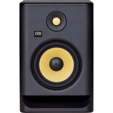 "KRK ROKIT 7 G4 7"" Powered Near-Field Studio Monitor (Black) price in india features reviews specs"