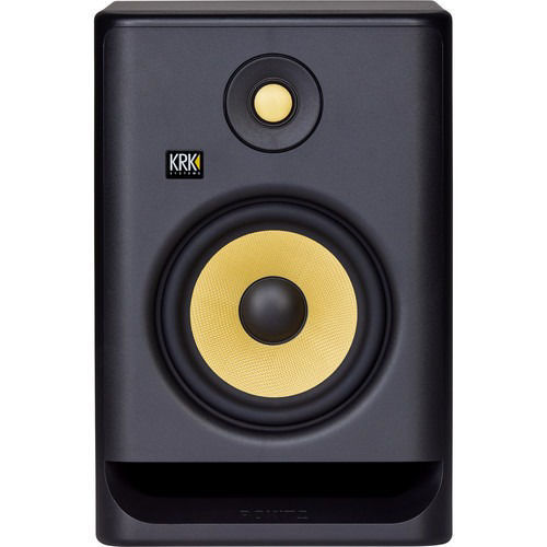 """KRK ROKIT 7 G4 7"""" Powered Near-Field Studio Monitor (Black) price in india features reviews specs"""