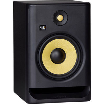 "KRK ROKIT 8 G4 8"" 2-Way Active Studio Monitor (Black) price in india features reviews specs"