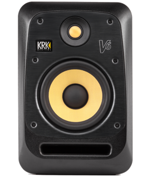 KRK V6 Series 4 Powered Reference Monitor price in india features reviews specs
