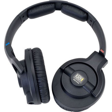 KRK KNS 6400 Closed-Back Around-Ear Stereo Headphones price in india features reviews specs