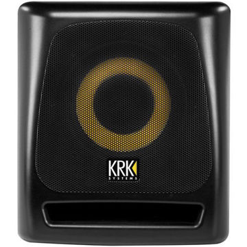 "KRK 8s 8"" Powered Subwoofer price in india features reviews specs"