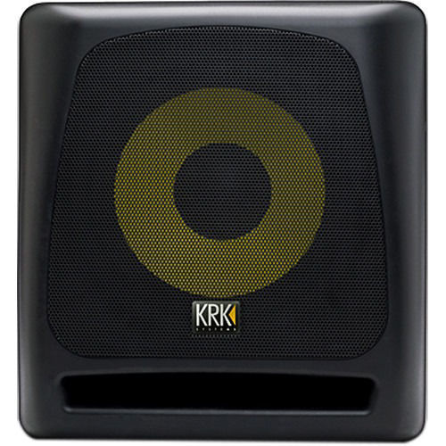 "KRK 10s 10"" Powered Subwoofer price in india features reviews specs"