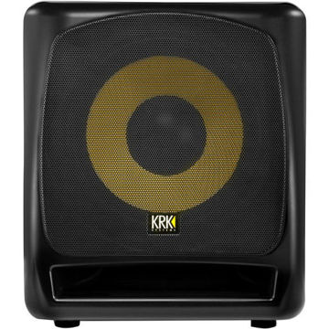 "KRK 12s 12"" Powered Subwoofer price in india features reviews specs"