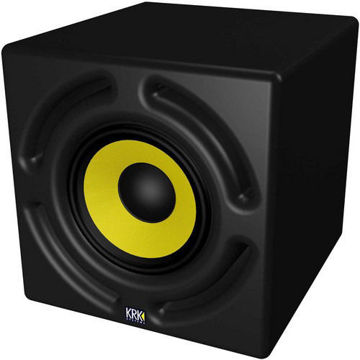 "KRK12sHO 12"" 400W Front-Firing Active Subwoofer price in india features reviews specs"