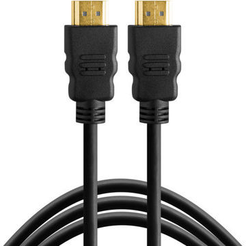 buy Tether Tools TetherPro HDMI Male (Type A) to HDMI Male (Type A) Cable - 15' in India imastudent.com
